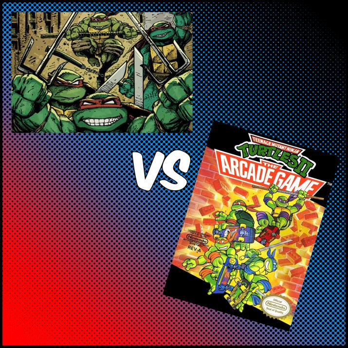Teenage Mutant Ninja Turtles 2: The Arcade Game – Play Comics