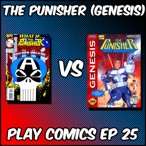 The Punisher for Genesis with Joe Bunzerelly