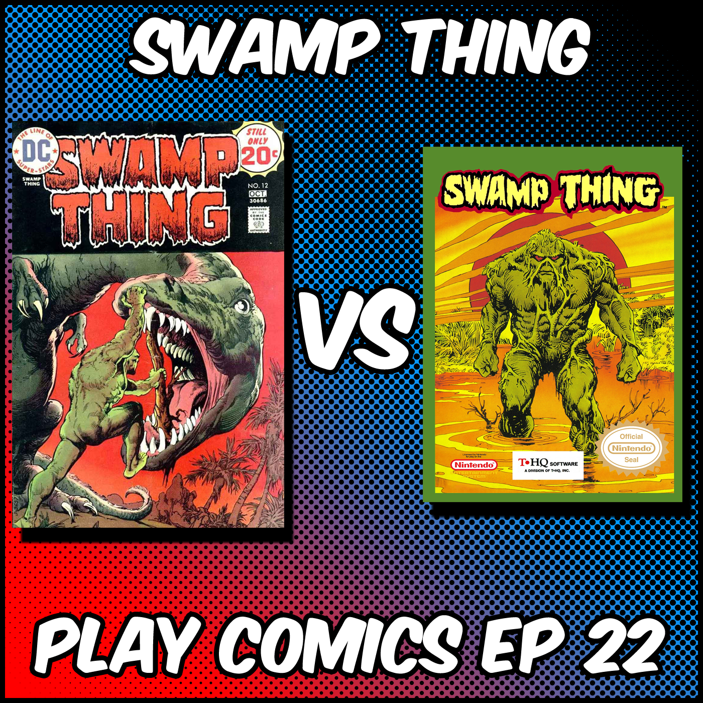 Swamp Thing with Tyler Kirby