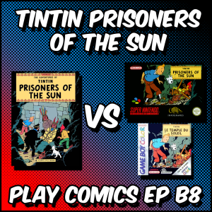 Tintin Prisoners of the Sun with Kayleigh Osborne (Meddling Kids)