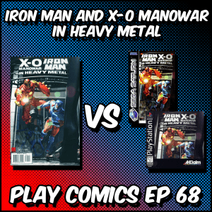 Iron Man/X-O Manowar In Heavy Metal with Kyle Federline (Real Dudes Podcast)