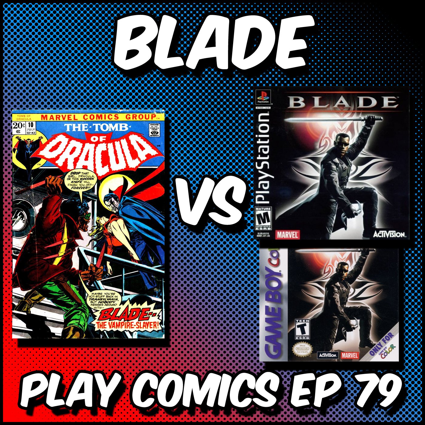 Blade with TJ Johnson (Voice from the Underground)