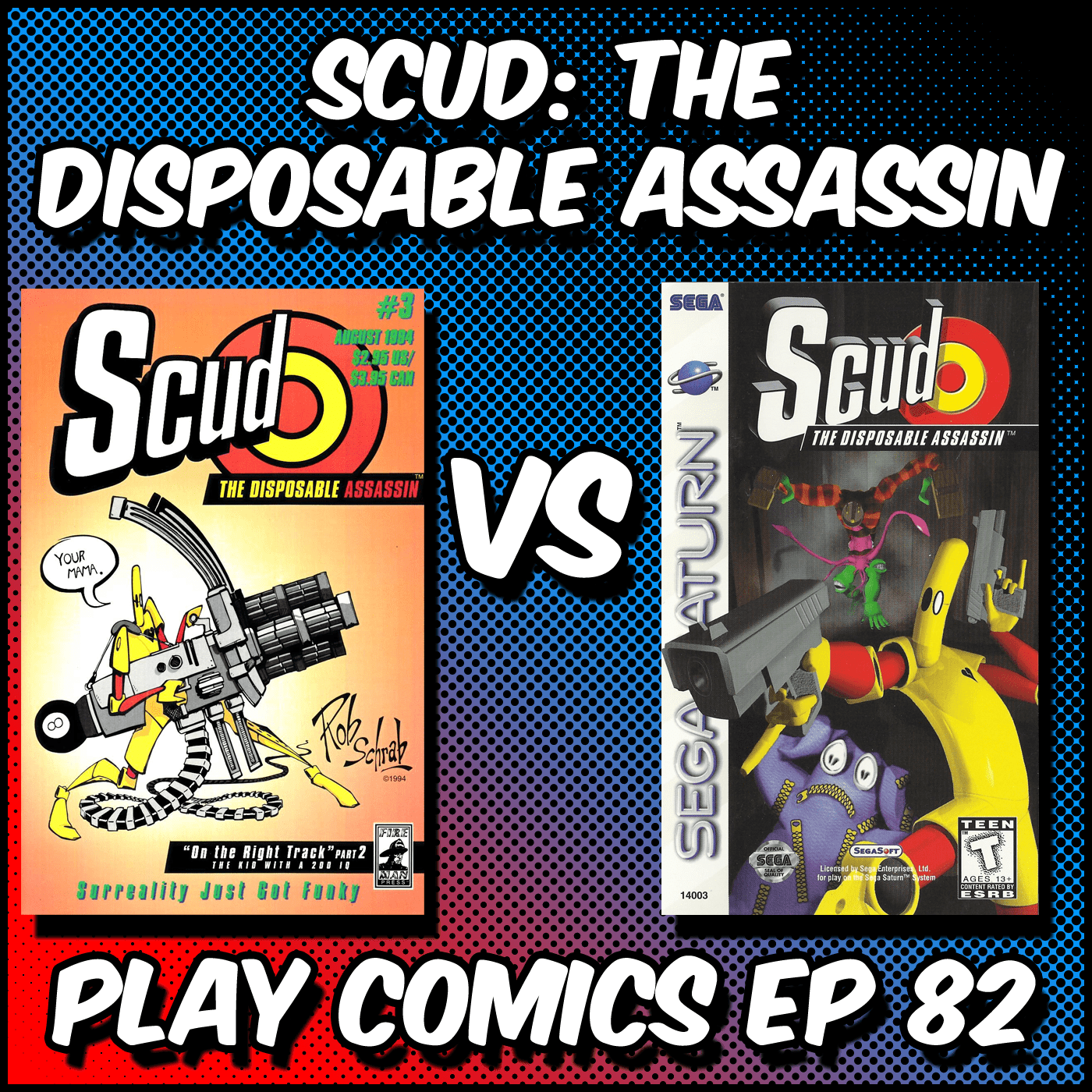 Scud the Disposable Assassin with Brandon Cruz (Rick and Morty Podcast, Submitted For Approval, Apathetic Enthusiasm)