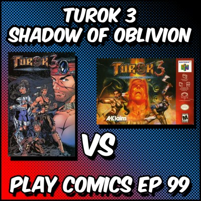 Turok 3 Shadow of Oblivion with Mike O'Brien (DC SuperSons)