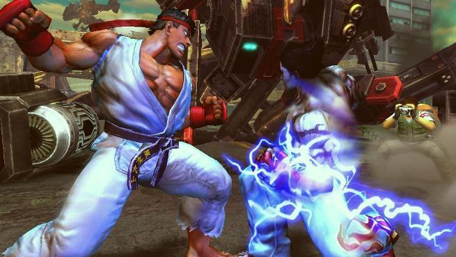 Los Mejores Juegos De Lucha De 2012