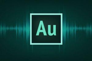 Adobe Audition logo maker