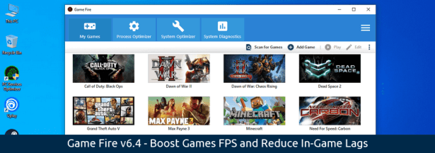 Game Fire 6.6.3436 full crack free Download + updated version 2021