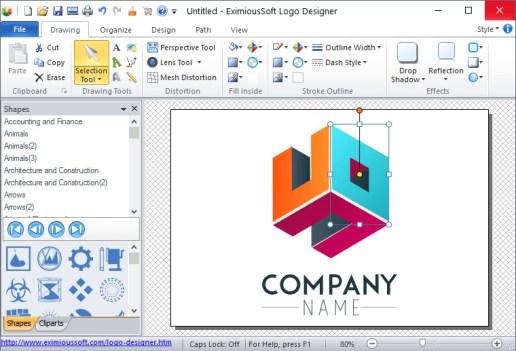 EximiousSoft Logo Designer 3.92 + Crack [ Latest Version ] 2021