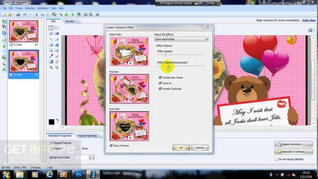 Easy GIF Animator 7.3.6 Crack With License Key Latest ...