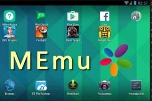 MEmu android Emulator free download