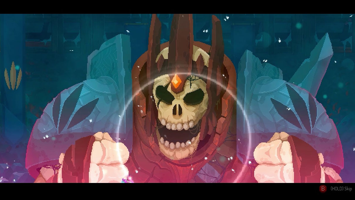 Dead Cells Rise of the Giant Trailer