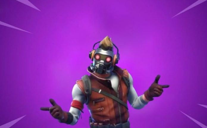 Fortnite The Inferno Challenge Pack