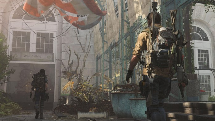 THE DIVISION 2 EASTER EGG