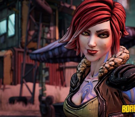 Amara the Mermaid Fights in the New Video Game of Borderlands 3 from E3