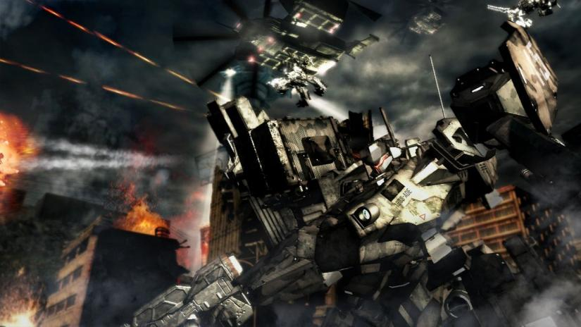 Armored Core: From Software