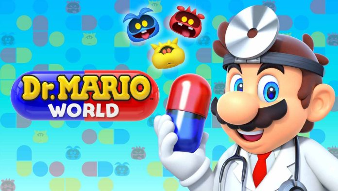 Dr. Mario World Is Released in July on Iphone and Android!