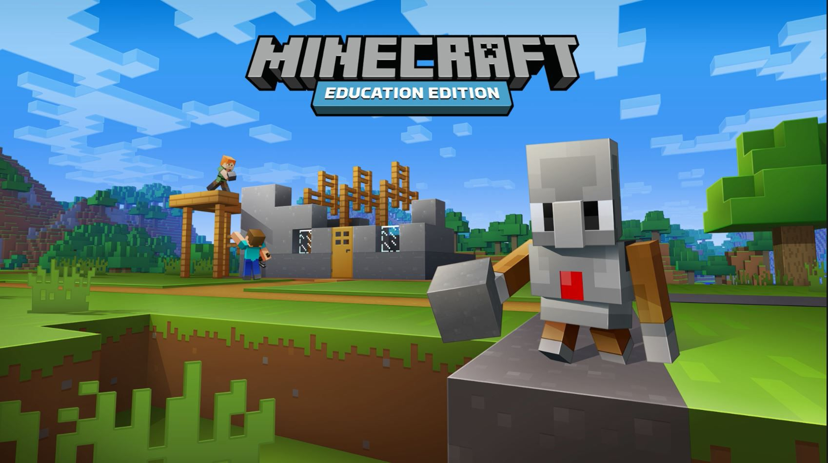 Minecraft Education Edition: The New Patch Will Add Speech Synthesis