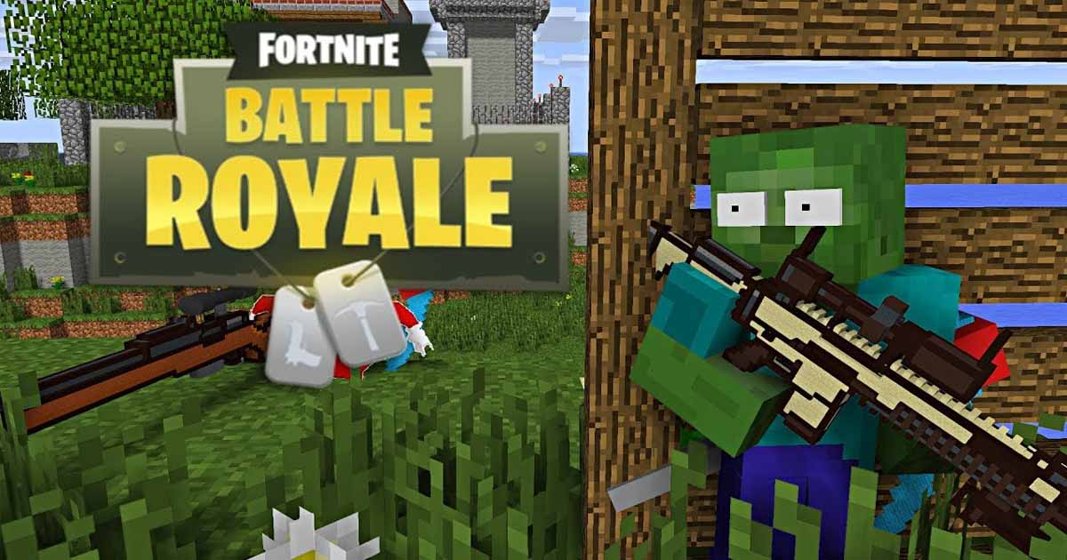 Minecraft Has Passed Fortnite in Terms of Popularity on Google Trends