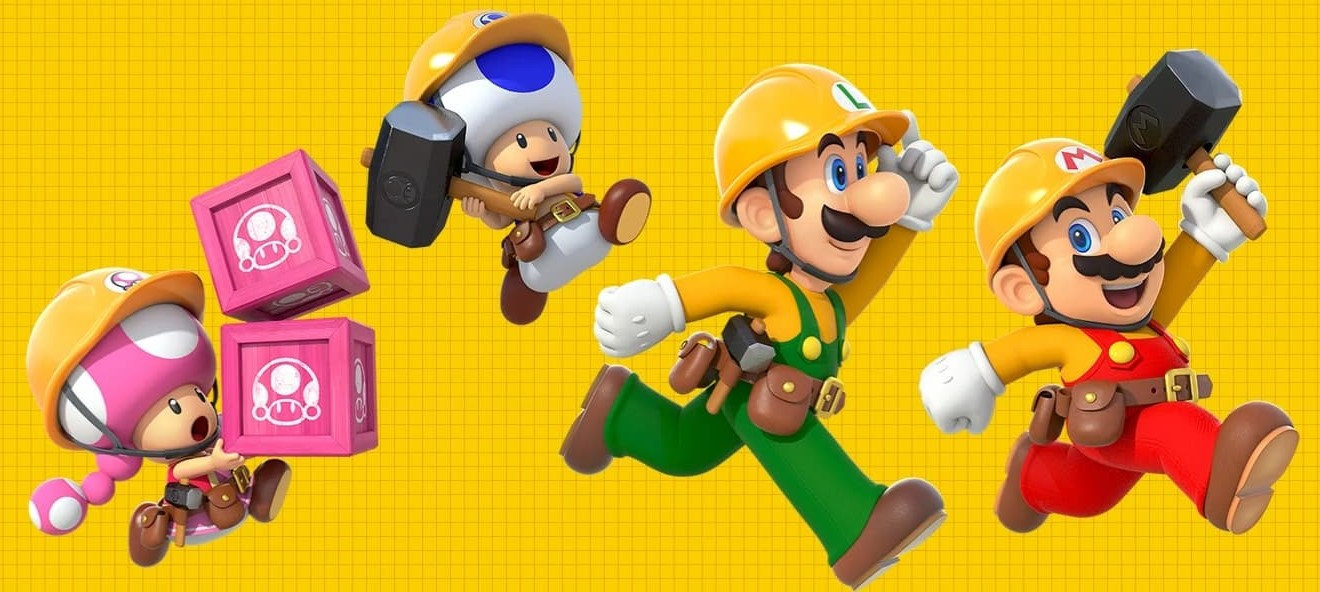 Super Mario Maker 2 How To Change Characters And Play With Luigi