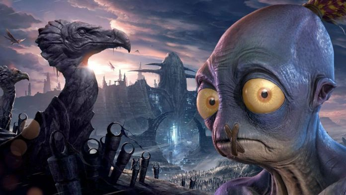 Oddworld: The Saga Creator Promises a Special 2019 for Nintendo Switch Players
