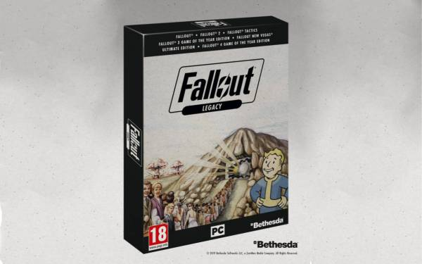 Fallout Legacy officially announced