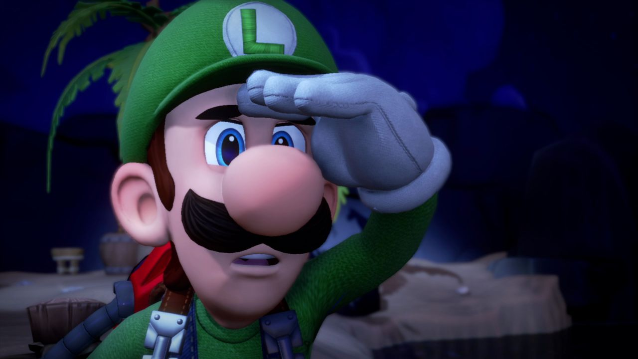 A Video Shows New Gameplay Sequences From Luigi S Mansion 3