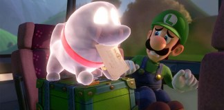 Luigi's Mansion 3, the official guide shows up