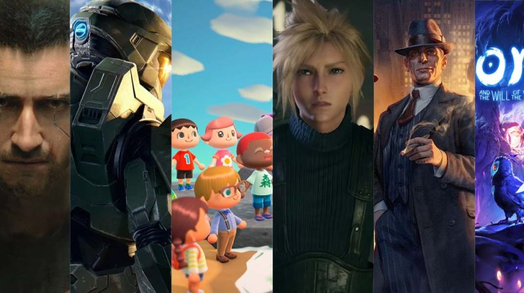 Most Anticipated Games 2020.The Most Anticipated Games Of 2020