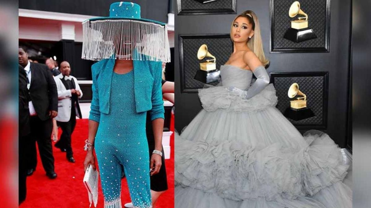 brightness and color in the grammys 2020 the best red carpet looks play crazy game grammys 2020 the best red carpet looks