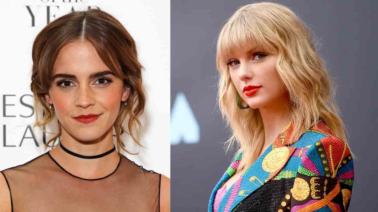 Emma Watson Says Taylor Swift Is Like Jo March From Little Women Play Crazy Game
