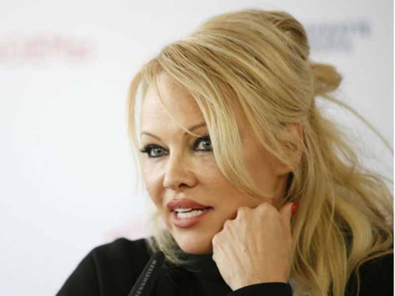 Pamela Anderson splits from husband after 12 days of marriage
