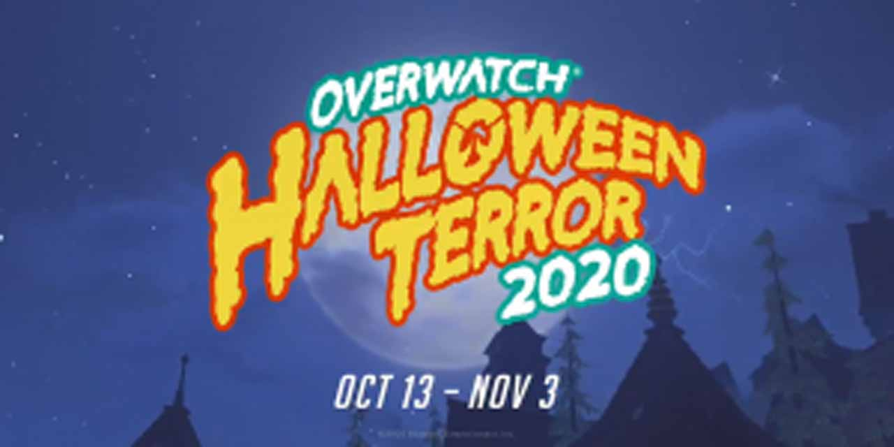 Overwatch: Halloween event begins October 13