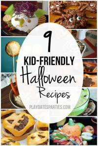 9 Kid-Friendly Halloween Recipes