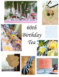 A December Birthday Tea