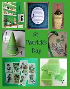 {Inspiration Board} St. Patrick's Day!