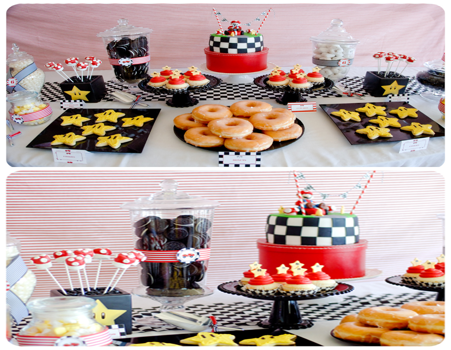 Featured Parties Two Amazing Mario Kart Birthday Bashes