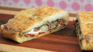 {Recipes} The Best Picnic Sandwich…Ever