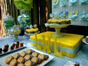 Baby Showers for Little Boys