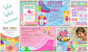 {Real Parties} Get Ready to Make a Splash!