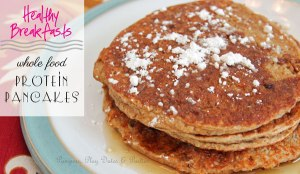 {Recipes} Protein Pancakes