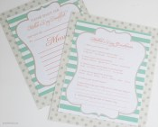 The Crafting Chicks Free Mothers Day Printable Menu Card