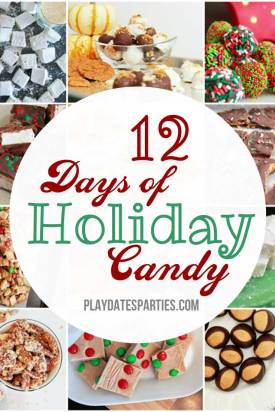 12 Days of Holiday Candy