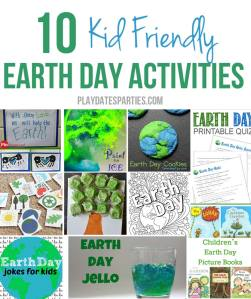 10 Kid-Friendly Earth Day Activities