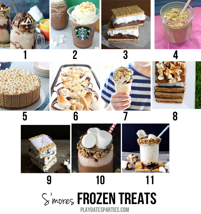 Smores-Frozen-Treats