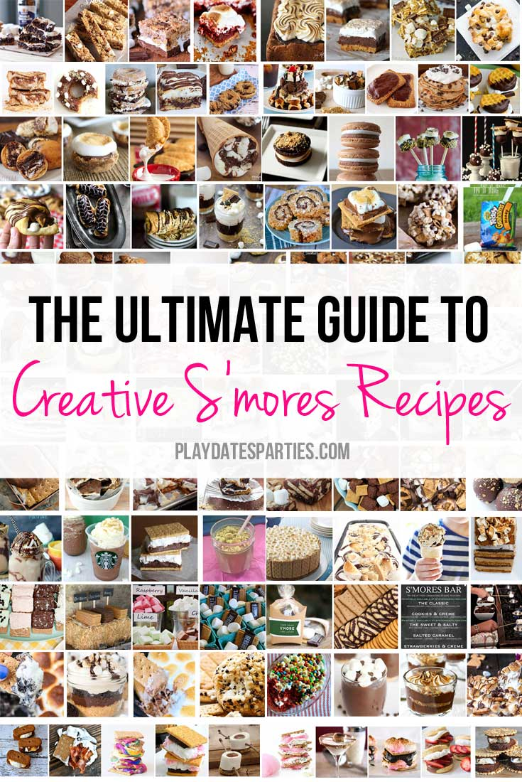 The Ultimate Guide to Creative S'mores Recipes