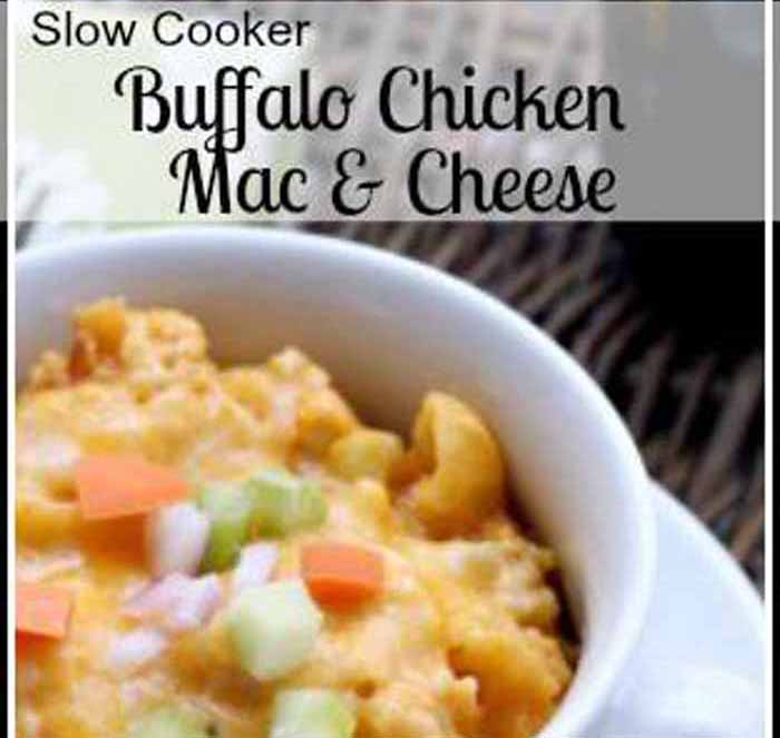 Snappy Gourmet Buffalo Mac and Cheese