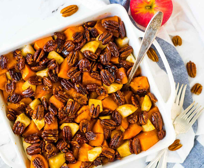 well-plated-glazed-sweet-potatoes-with-honey