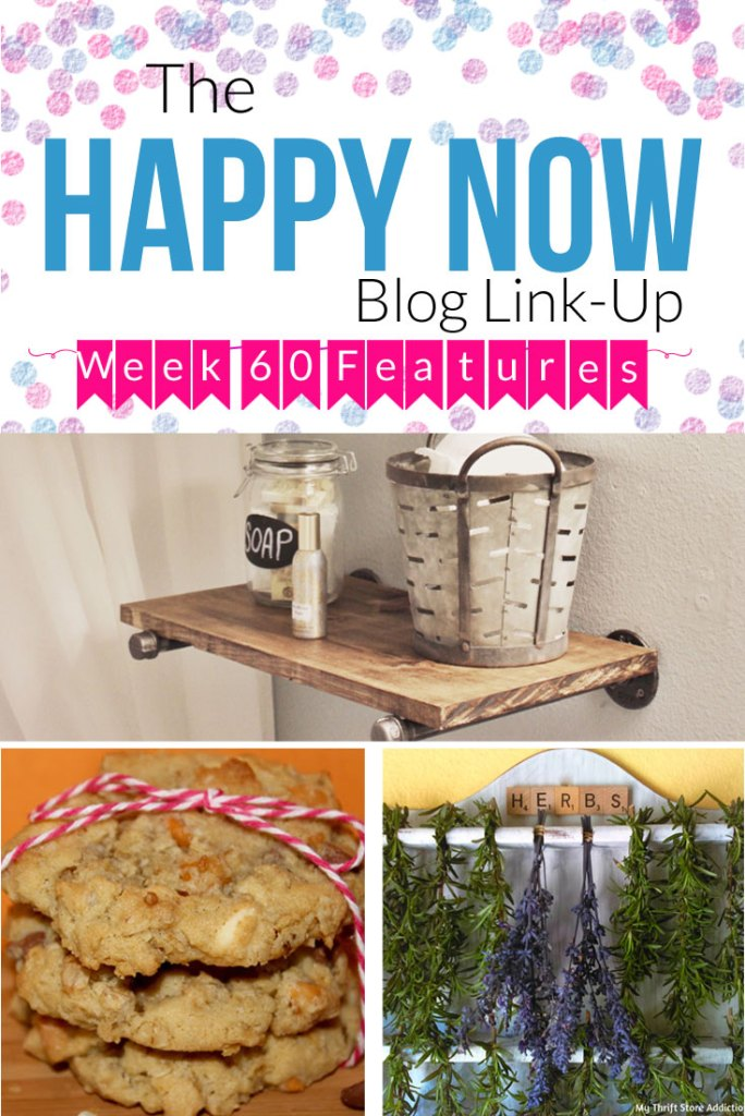 The Happy Now Blog Link Up #60