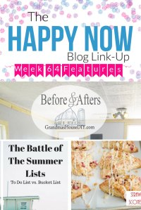 The Happy Now Blog Link-Up #64