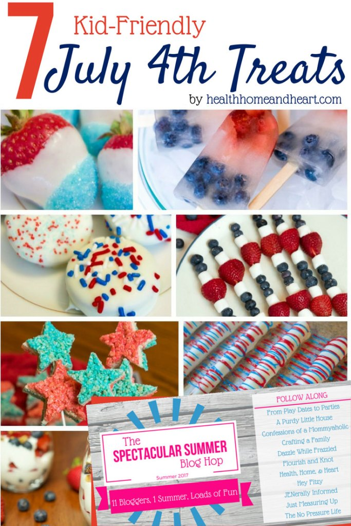 7 Kid-Friendly July 4th Treats You Need to Try Now